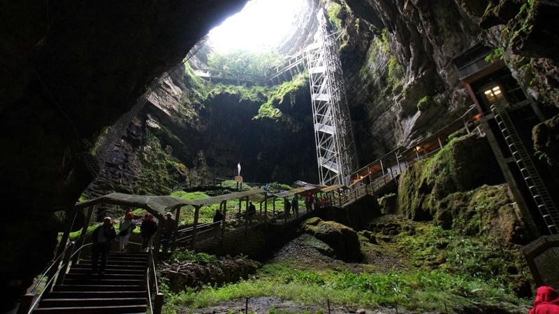 Gouffre de Padirac (Пещеры Падирака)